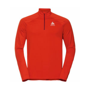 ODLO MIDLAYER CERAMIWARM ELEMENT ORANGE