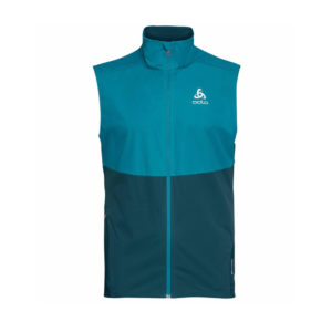 OLDO VEST ZEROWEIGHT WARM BLEU