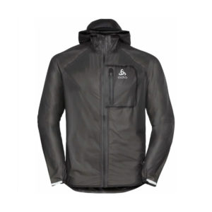 ODLO JACKET ZEROWEIGHT DUAL DRY WATERPROOF NOIR
