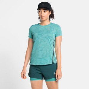 Odlo T-shirt de running ZEROWEIGHT ENGINEERED CHILL-TEC